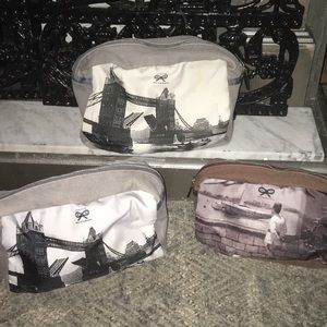 Anya Hindmarch cosmetic Bags